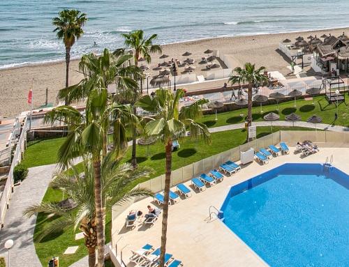 Omtyckta Torremolinos. Bo i lägenhet vid havet 19 mars – 2 april 2022  Öppet köp till 15 januari 2022.