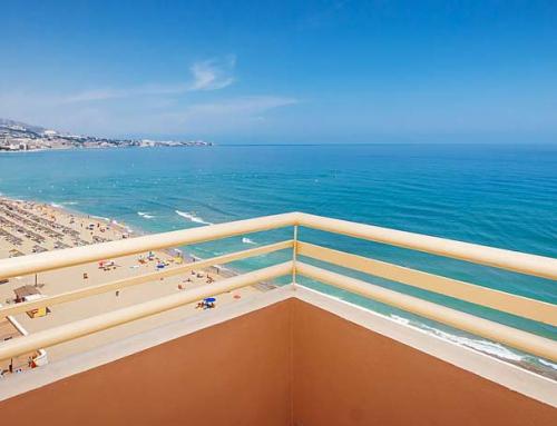 Lägenhet, havsutsikt, Stella Maris*** Fuengirola. Valfri reslängd 1/11-31/3 2020