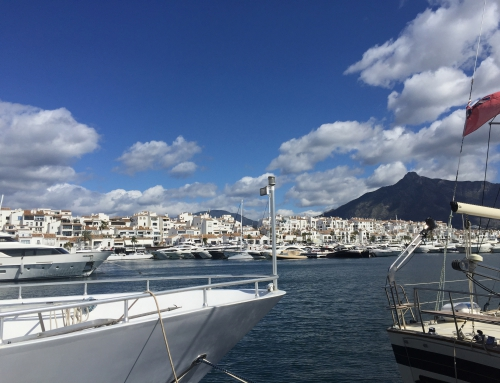 Inställd resa: SDS Stjärnklubb/HD Passet  Härlig semester i soliga Puerto Banus Andalusien 13-30/4 2020
